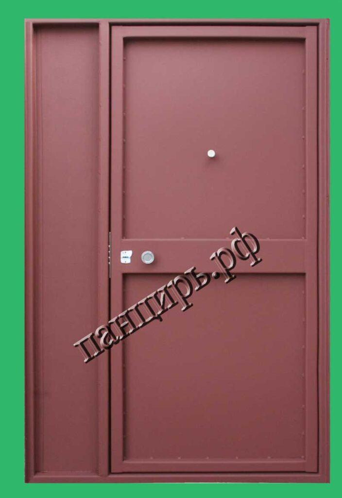 тамбурные двери, полуторная