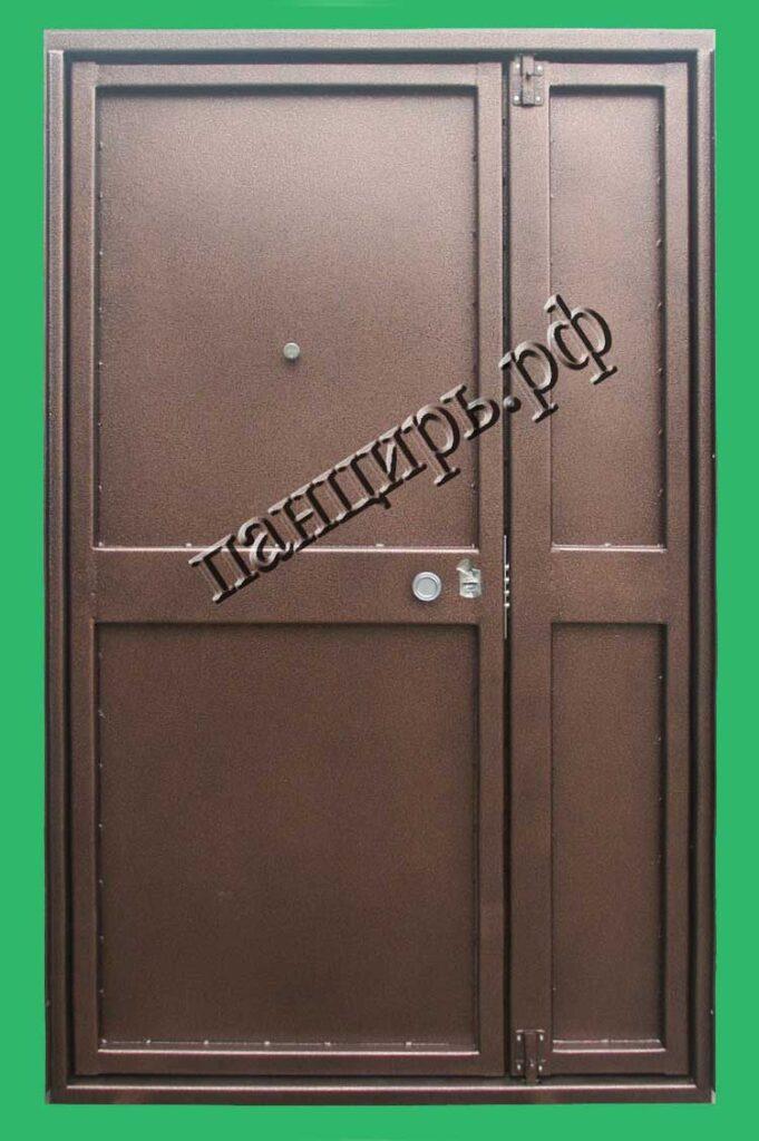 тамбурные двери однолистовая конструкция