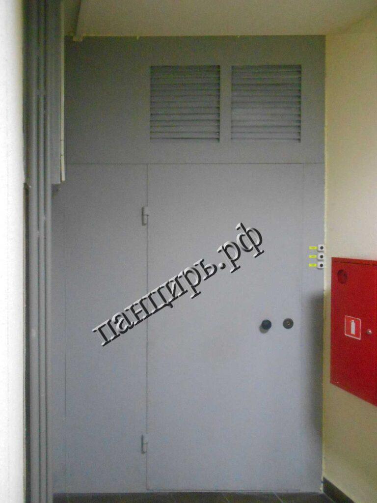 тамбурная дверь перегородка
