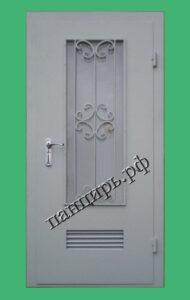 металлическая дверь для котельной