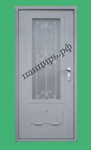 дверь в котельную
