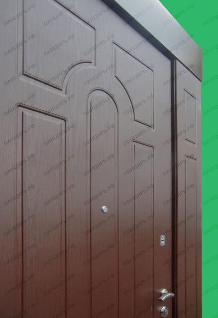 дверь с боковым добором