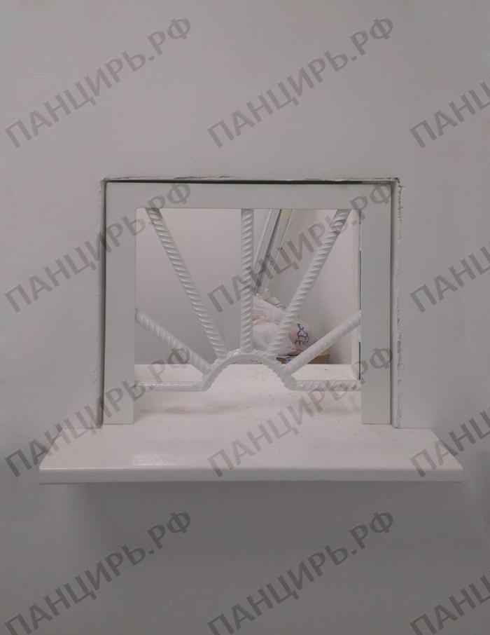 решетка на кассовое окно