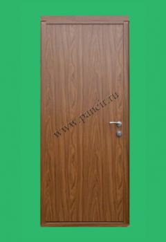 Внутренняя дверь с отделкой немецкой пленкой d-c-fix