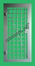 дверь-решетка в кассу