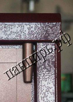 каплевидная петля двери ПАНЦИРЬ