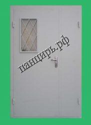 дверь на лестничную площадку