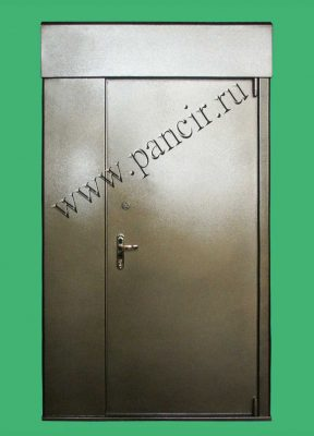 входная дверь в сталинку