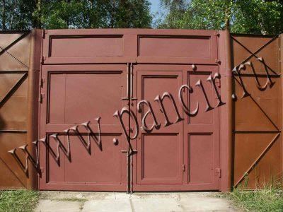 нестандартные ворота